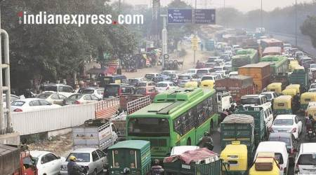Delhi: Tag system to fix congestion, pollution at city entrypoints