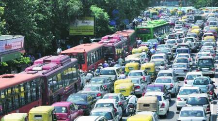 Traffic curbs for visiting leaders trouble commuters inDelhi