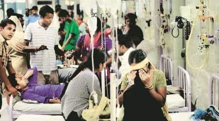 mumbai hospitals, Lokmanya Tilak Municipal General Hospital, sion, hospital space, indian express