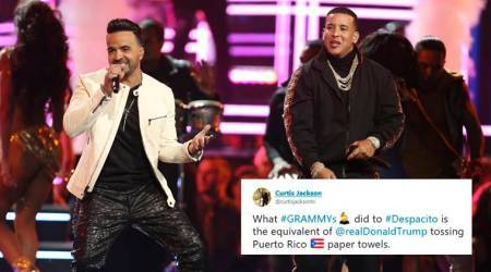 'Despacito was robbed': Tweeple furious after the Spanish hit didn't win anyGrammys
