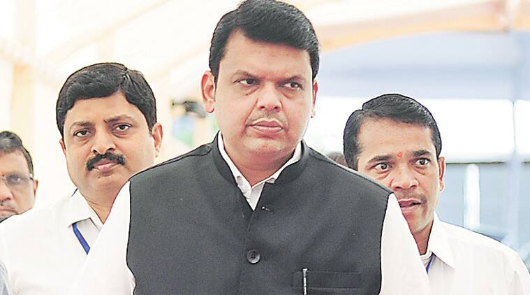 maharashtra banks, maharashtra chief minister devendra fadnavis, indian express, annual credit crop loan, maharashtra crop loan, State Level Bankers Committee