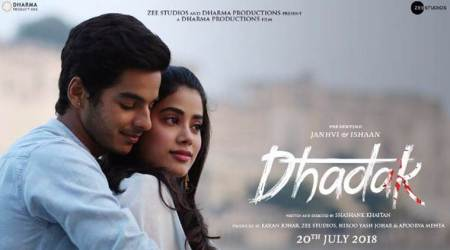 Janhvi Kapoor and Ishaan Khatter's Dhadak to release on July 20