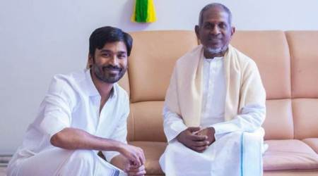 Ilaiyaraaja sings for Maari 2 leaving Dhanush super thrilled