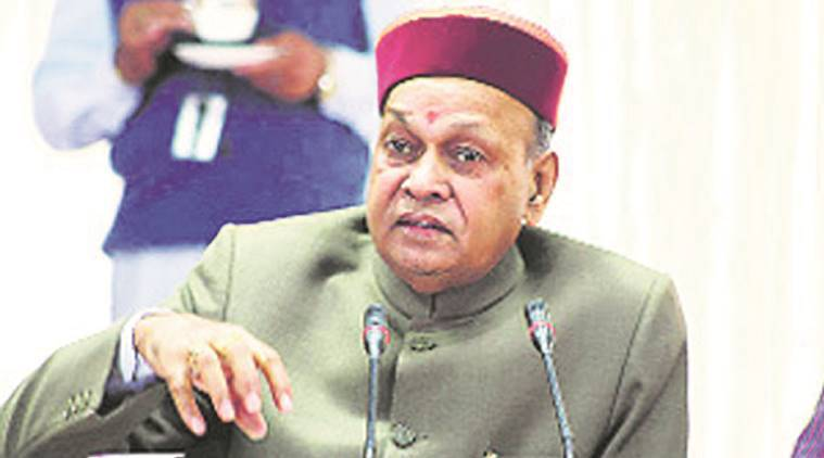 Prem Kumar Dhumal trashes talks of RSS hand in his defeat