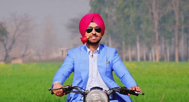 Diljit Dosanjh singer and actor
