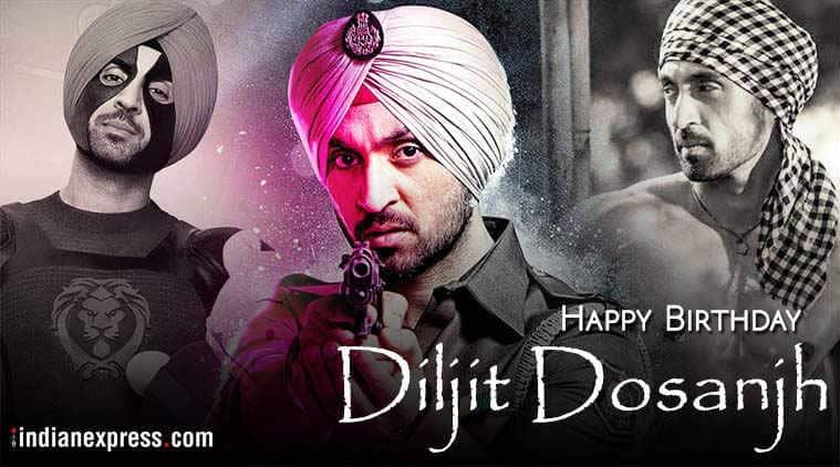 Diljit Dosanjh birthday