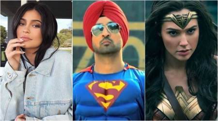 Has Diljit Dosanjh moved on from Kylie Jenner? His comment on Gal Gadot's photo suggestsso
