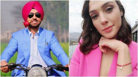 Diljit Dosanjh is not over Gal Gadot yet, posts another message for her and Kylie