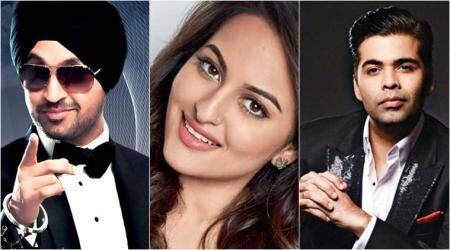 Boom Boom in New York starring Diljit Dosanjh, Sonakshi Sinha, Karan Johar set to release on February 23