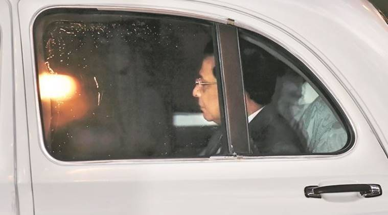 Supreme Court judges target Chief Justice of India Dipak Misra
