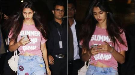 Disha Patani's outfit is proof that she is the queen of 'cool'