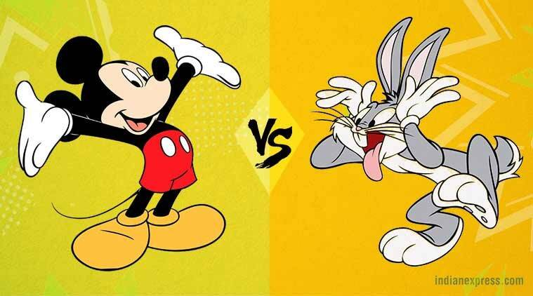 Disney Vs Warner Bros A Battle For The Ages The Indian Express