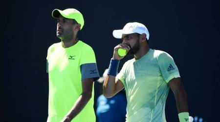 Rohan Bopanna, Divij Sharan exit in men's doubles at Australian Open