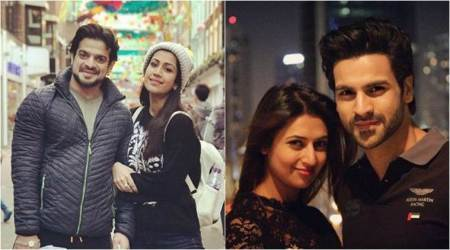 Karan Patel rings in New Year with wife Ankita in London, Divyanka Tripathi celebrates with Vivek in Dubai