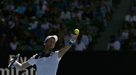 Post elbow injury, Novak Djokovic gets new compact serve