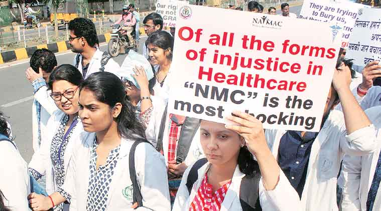 medical commission bill, mci, dci, national medical commission, nmc bill, public healthcare system, national medical commission, Doctos in India