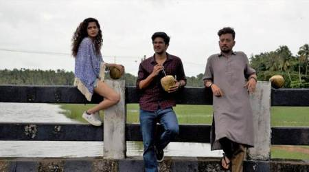 Irrfan Khan and Dulquer Salmaan starrer Karwaan to release on June 1