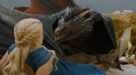 Drogon from Game of Thrones gets his voice from mating tortoises
