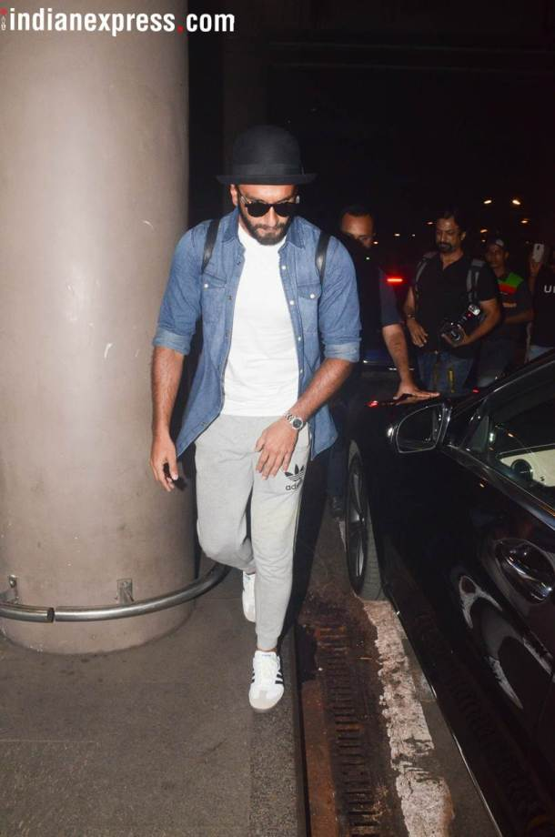 Ranveer Singh - Deepika Padukone back in town after birthday vacation, Anushka Sharma back from Cape Town