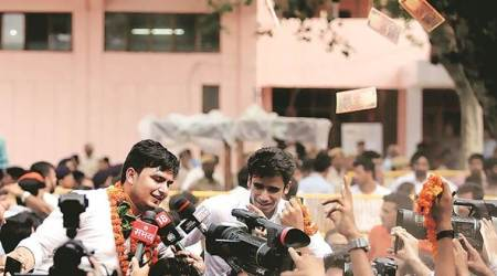 DUSU head Rocky makes gender sensitisation cell, picks himself as chief