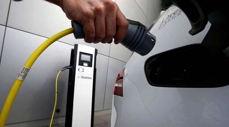 electric vehicles, electric vehicles in india, Electricity Act, RK Singh, Central Electricity Authority, indian express