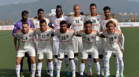 East Bengal vs Mohun Bagan, Kolkata derby LIVE, I-League: East Bengal 0-2 Mohun Bagan at half time with Aser Dicka brace