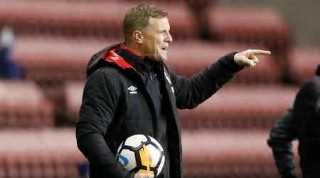 Eddie Howe wants Bournemouth to draw inspiration from Arsenal win