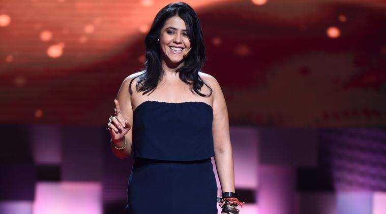 EKta Kapoor ted talks shah rukh khan