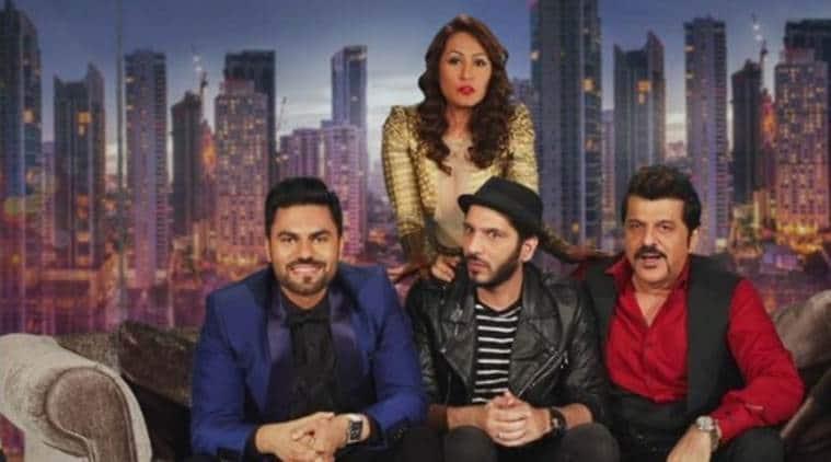 Ekta Kapoor Fourplay
