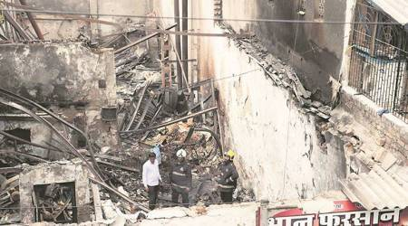 Sakinaka shop fire: Electric circuit was faulty, says probe