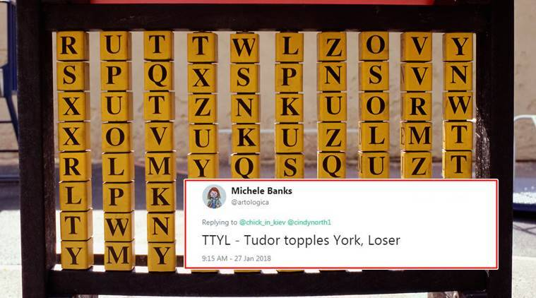 English slang, quirky english acronyms, Bosworth Field, Henry Tudor, Richard III