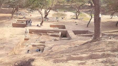 Purana Qila, Purana Qila excavation, Purana Qila upgrade, Purana Qila tender, Indian Express