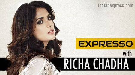 Expresso, Episode 6: When you become famous, the only thing you are not doing is acting, says RichaChadha