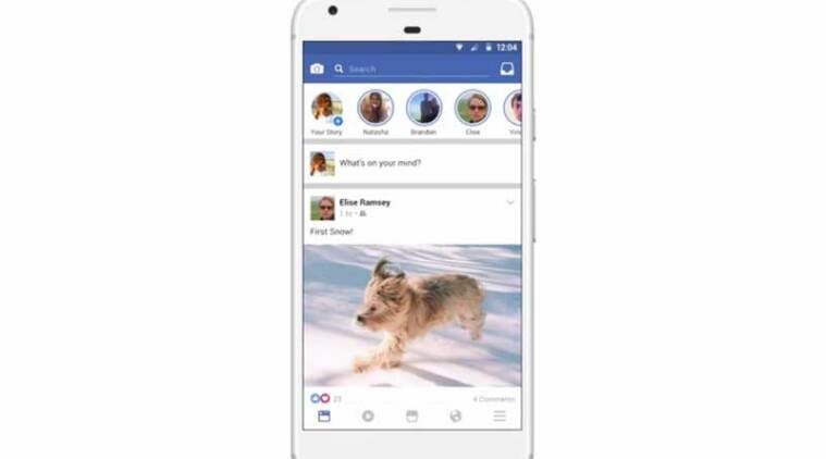 Facebook Stories on desktop, Instagram Stories, advertisers, WhatsApp Stories, Facebook News Feed, YouTube, Facebook brands and promotions, augmented reality, YouTube vloggers