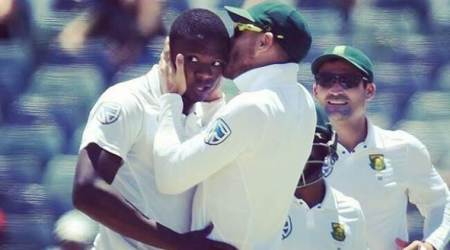 Faf du Plessis backs Kagiso Rabada to take over from Dale Steyn as South Africa's spearhead