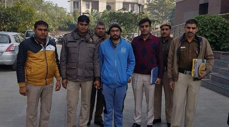 DU graduate, fake websites, DU graduate arrested, Fake degree, online fraud, cyber crime, delhi news, indian express news