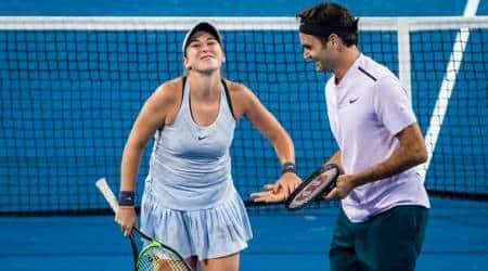 Roger Federer, Serena Williams set for Hopman Cup teamevent
