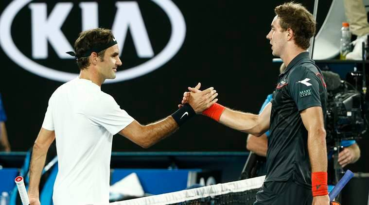 Roger Federer, Roger Federer news, Roger Federer updates, Australian Open 2018, sports news, tennis, Indian Express