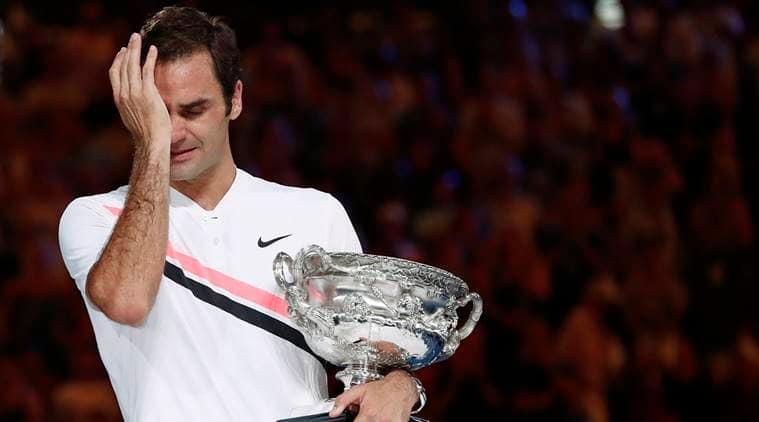 Australian Open 2018, v news, Australian Open 2018 results, Roger Federer, Marin Cilic, sports news, tennis, Indian Express