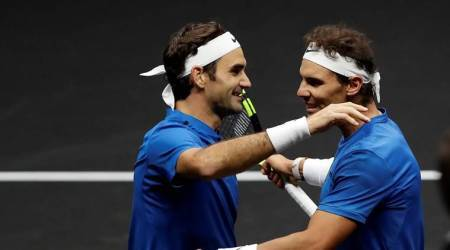 Roger Federer, Rafael Nadal, Novak Djokovic, Andy Murray, Kevin Anderson, sports news, tennis, Indian Express