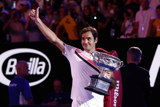 Tearful Roger Federer conquers Melbourne, wins 20th Grand Slam title
