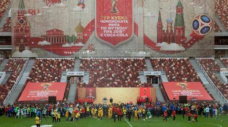 Russia's World Cup likely target for Islamic State: US analysis firm