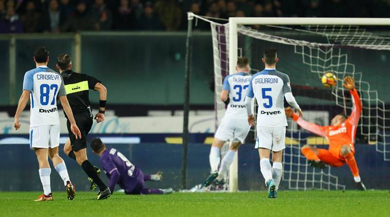 Giovanni Simeone, Fiorentina, Inter Milan, Napoli, sports news, football, Indian Express