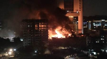 Mumbai fire highlights: Fire doused at Cinevista Studio; no casualties, injuriesreported