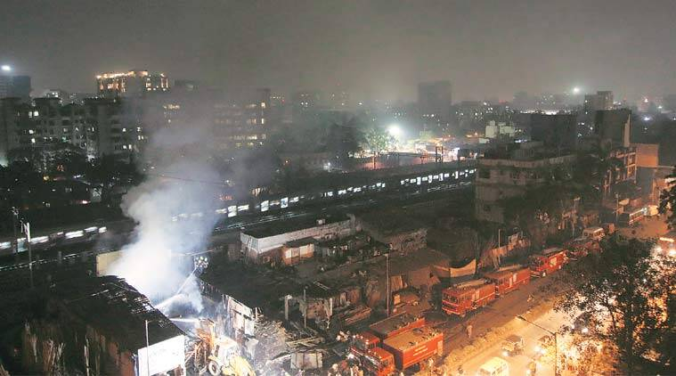 mumbai fire, Mumbai fore deaths, dadar, andheri west, amboli, mumbai news, indian express news, latest news