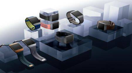 fitbit updates software   charge hr  surge wearables  indian express