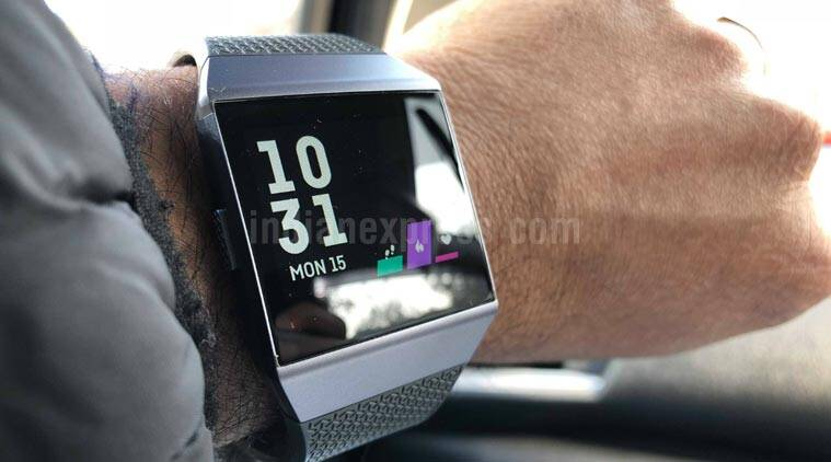 Fitbit Ionic review: The smartwatch for fitness freaks