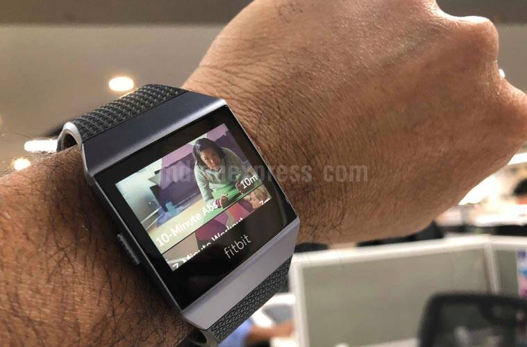 Fitbit Ionic Review, Fitbit Ionic smartwatch, Fitbit Ionic price in India, Fitbit Ionic features, Fitbit Ionic specifications, Fitbit Ionic Amazon India, Fitbit Ionic sale, Fitbit Ionic vs Apple Watch