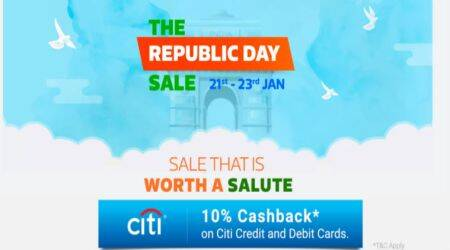 Flipkart Republic Day Sale: Top discounts on iPhone 7, Galaxy S7, Oppo F3, and more