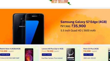 Flipkart Republic Day sale: Top offers on Pixel 2 XL, Redmi Note 4, Galaxy S7 and other mobiles